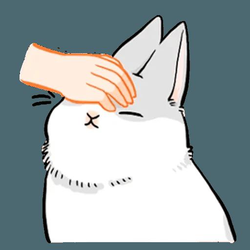 兔人 - Sticker 9