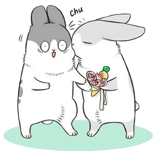 兔人 - Sticker 14