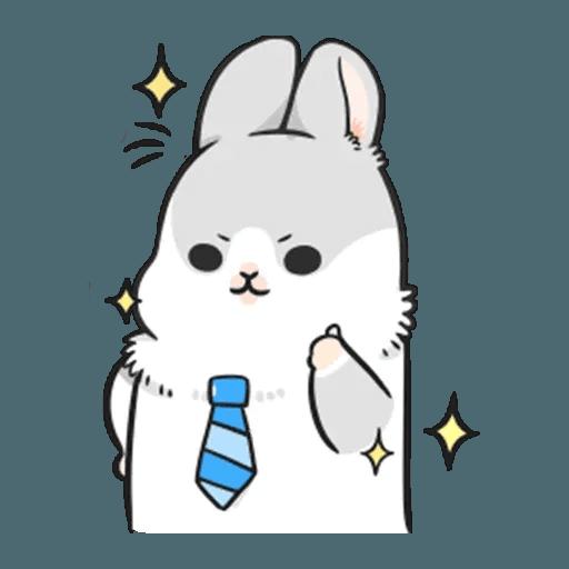 兔人 - Sticker 5