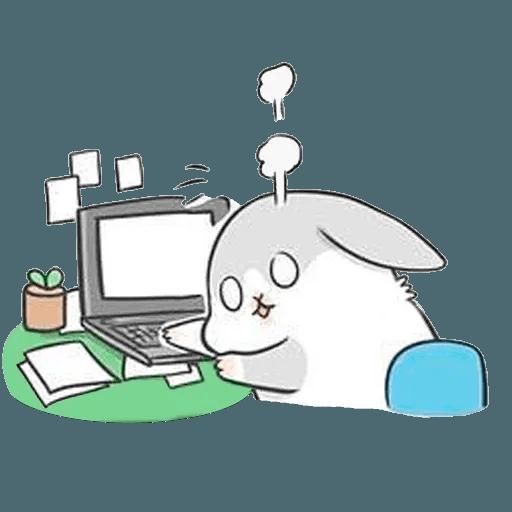 兔人 - Sticker 18