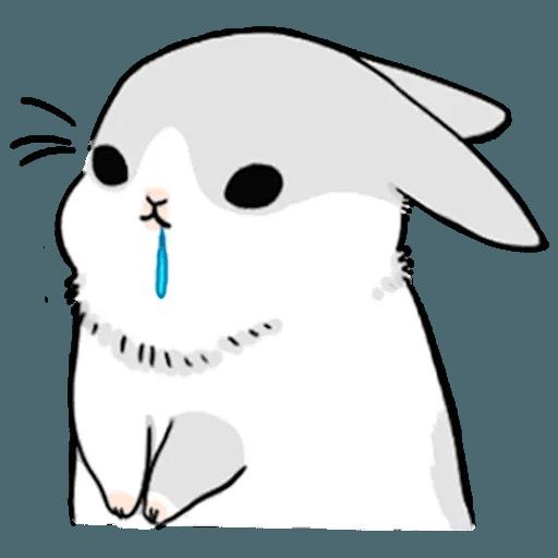 兔人 - Sticker 10