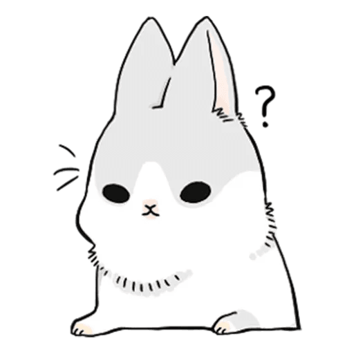 兔人 - Sticker 8