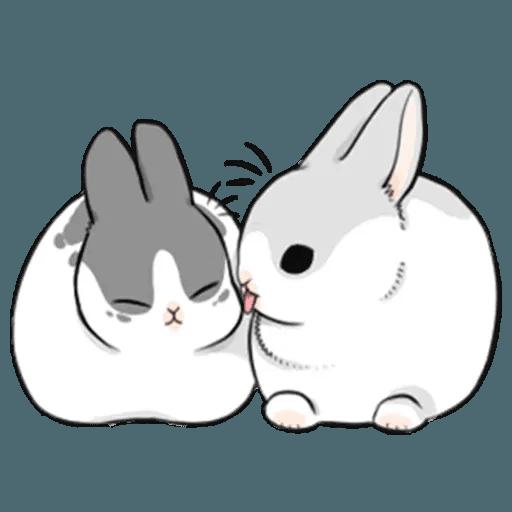 兔人 - Sticker 11