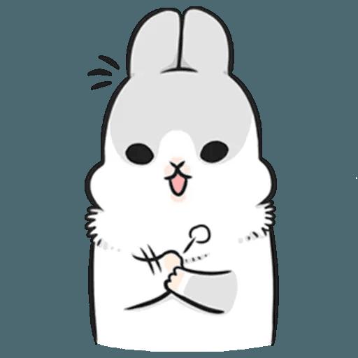 兔人 - Sticker 6