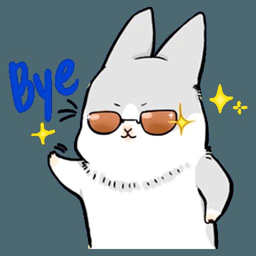 兔人 - Sticker 4