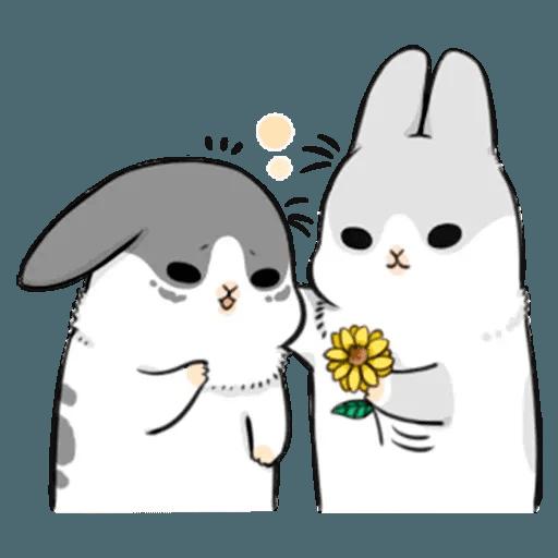兔人 - Sticker 15