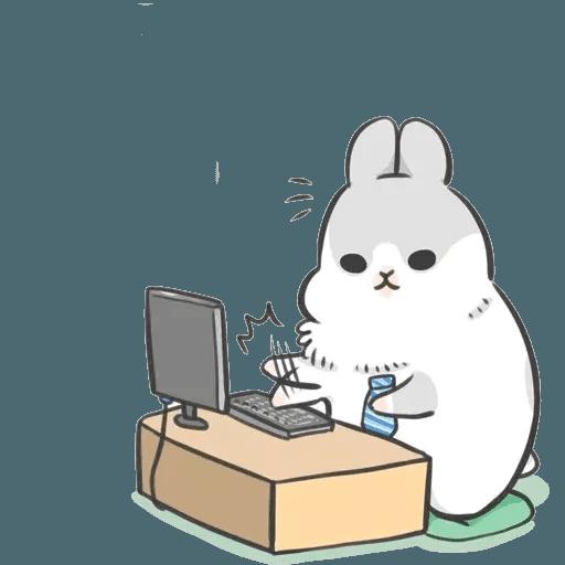 兔人 - Sticker 17