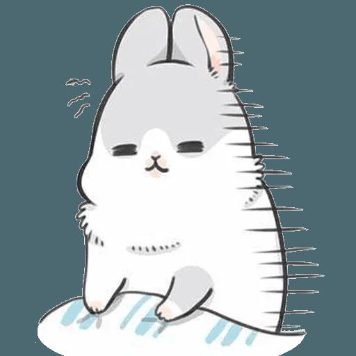 兔人 - Sticker 20