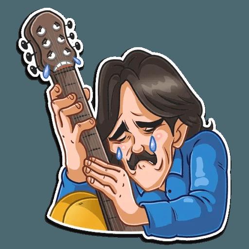 The Beatles - Sticker 11