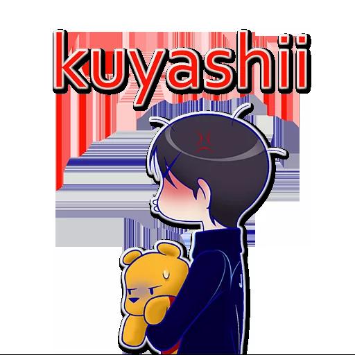 Yuzuru 1 - Sticker 2