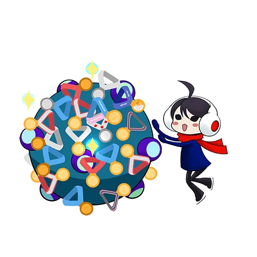 Yuzuru 1 - Sticker 20