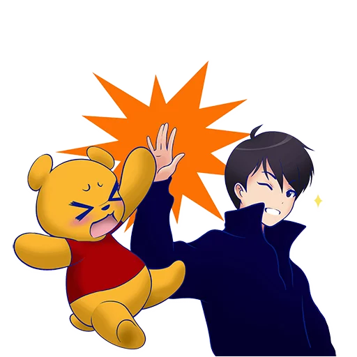 Yuzuru 1 - Sticker 3