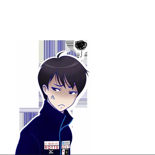Yuzuru 1 - Sticker 9