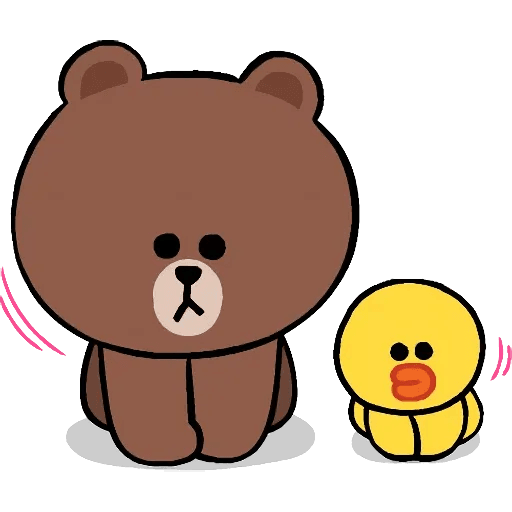 Line cute and soft - Sticker 9