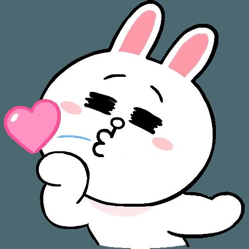Line cute and soft - Sticker 22