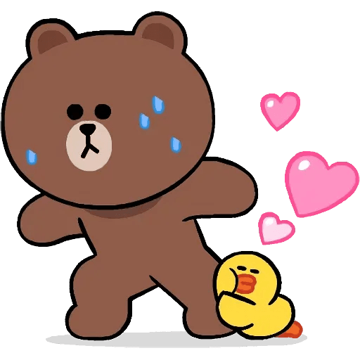 Line cute and soft - Sticker 17