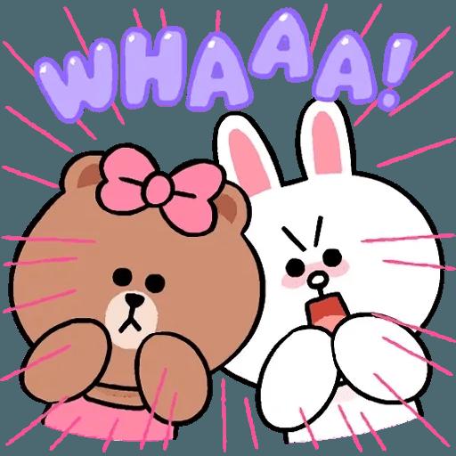 Line cute and soft - Sticker 11