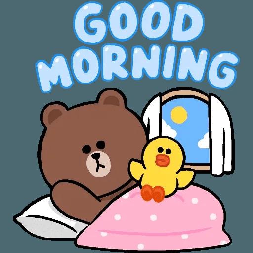 Line cute and soft - Sticker 8