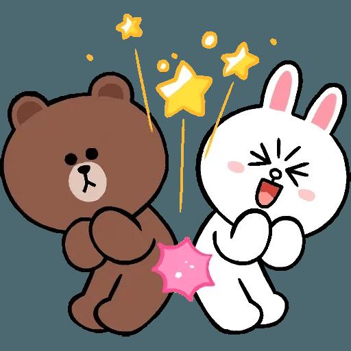 Line cute and soft - Sticker 4
