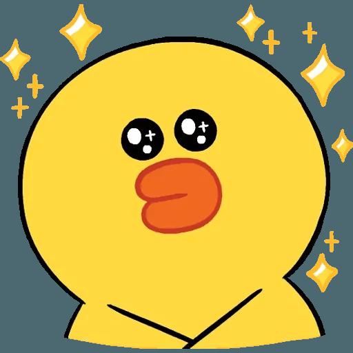 Line cute and soft - Sticker 20