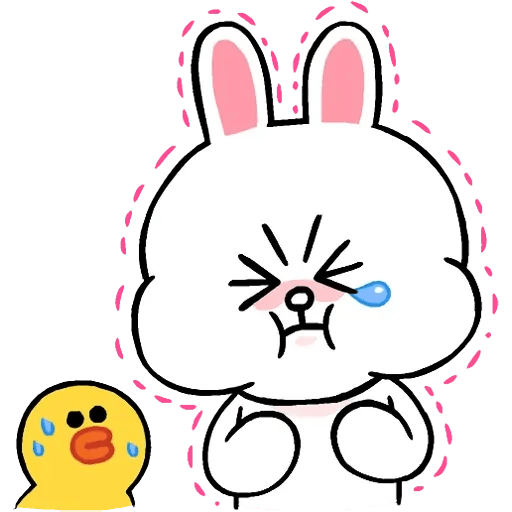 Line cute and soft - Sticker 18