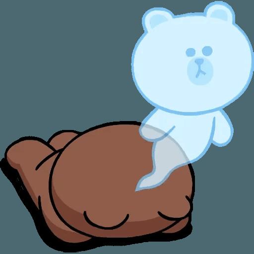 Line cute and soft - Sticker 6