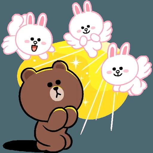 Line cute and soft - Sticker 23