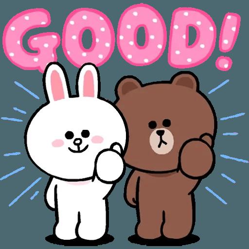 Line cute and soft - Sticker 14