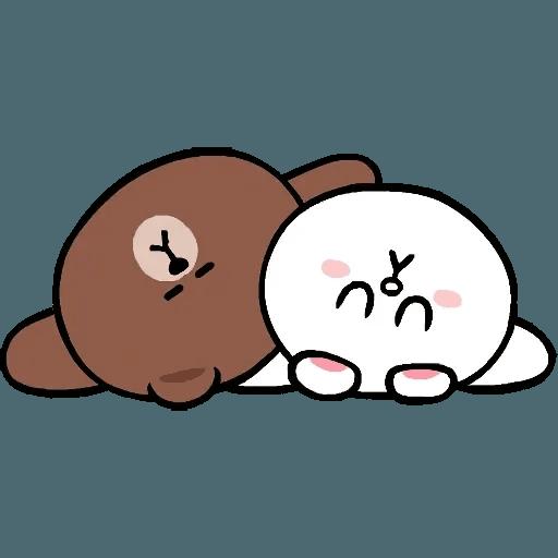 Line cute and soft - Sticker 19