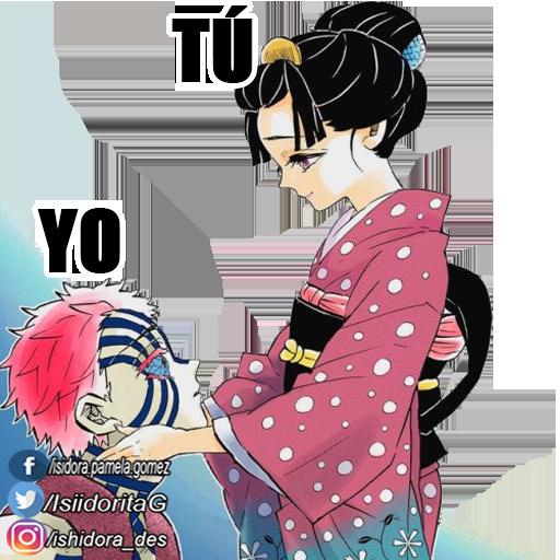 Kimetsu No Yaiba - Sticker 18