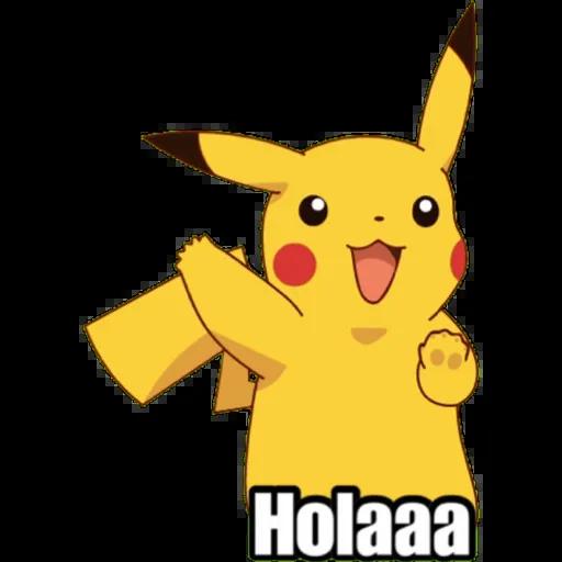 Pikachu - Sticker 6