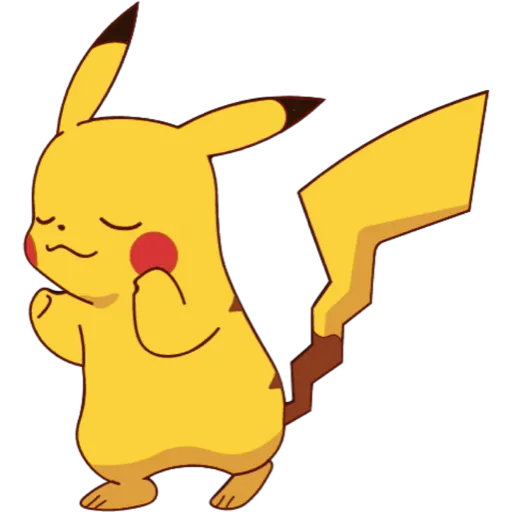 Pikachu - Sticker 19