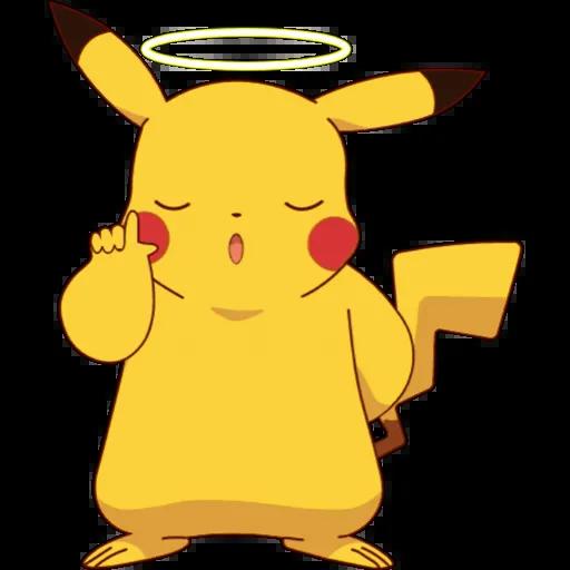Pikachu - Sticker 14
