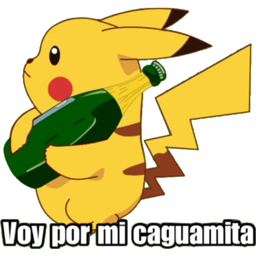 Pikachu - Sticker 28