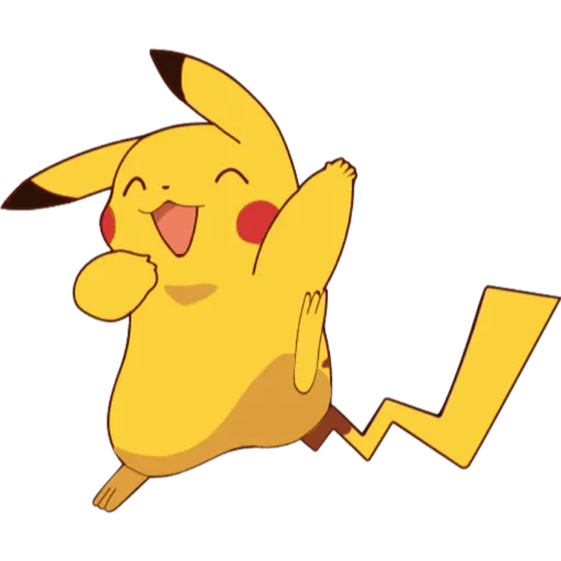 Pikachu - Sticker 4