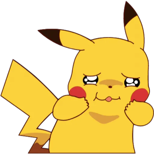 Pikachu - Sticker 24