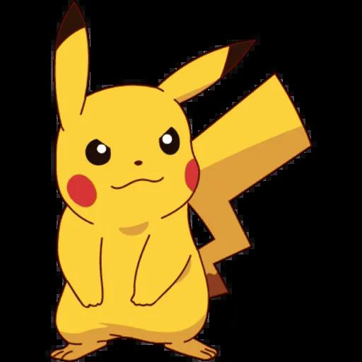 Pikachu - Sticker 5