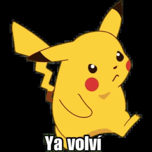 Pikachu - Sticker 26