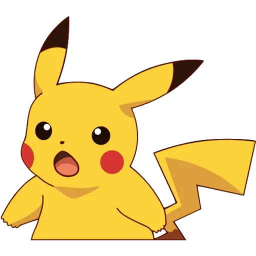 Pikachu - Sticker 10