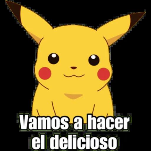 Pikachu - Sticker 25