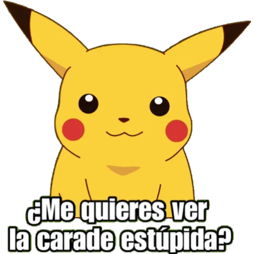 Pikachu - Sticker 8