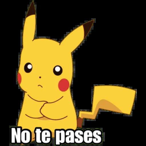 Pikachu - Sticker 30