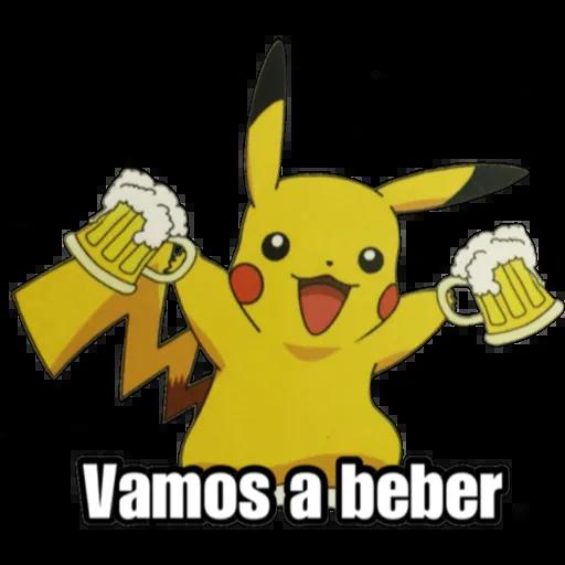 Pikachu - Sticker 16