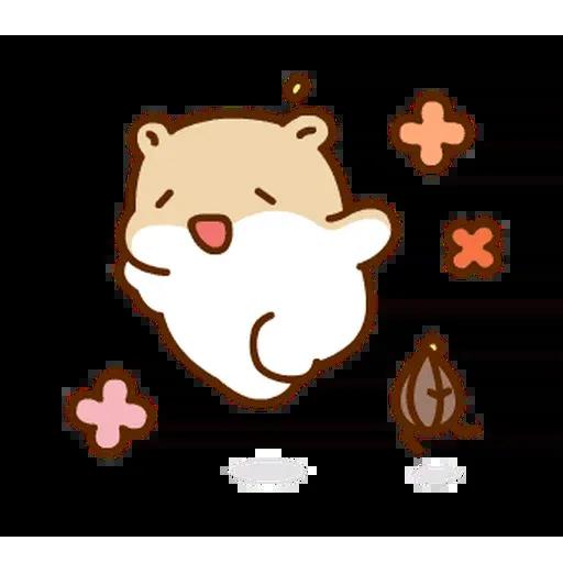 麻糬鼠鼠 - Sticker 16