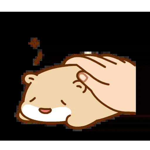 麻糬鼠鼠 - Sticker 3