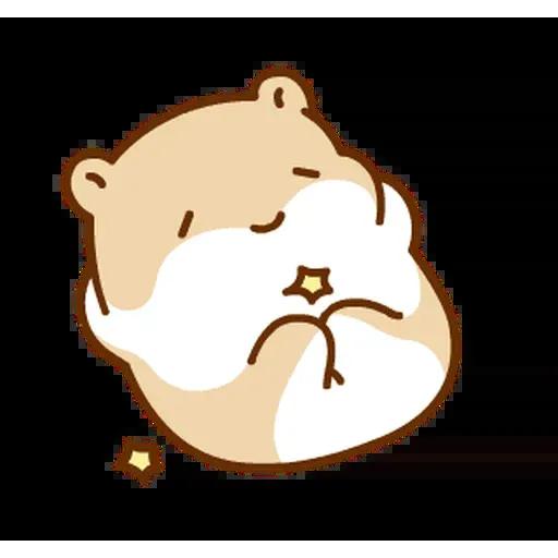 麻糬鼠鼠 - Sticker 22