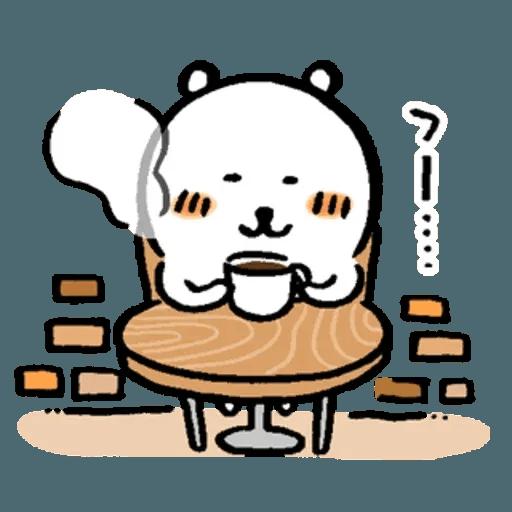 白熊7 - Sticker 21