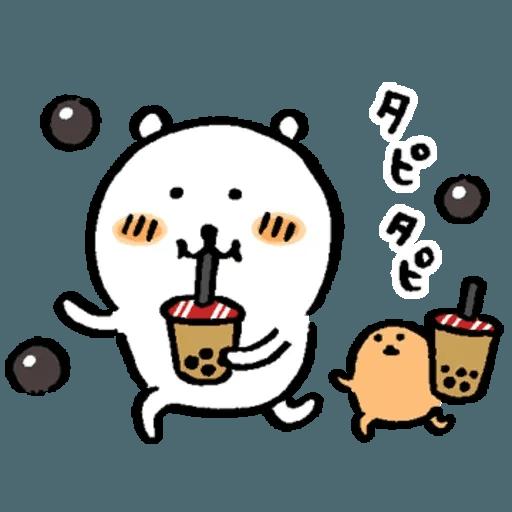 白熊7 - Sticker 23