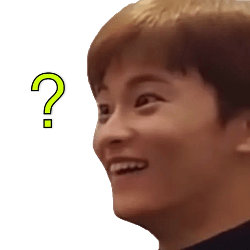 NCT memes - S2 - Sticker 1