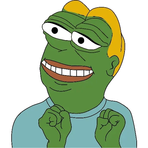 Pepe Bob - Sticker 3